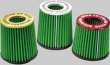 performance universal powerflow cone filters (cylindrical)